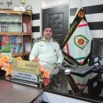 بیانیه فرمانده انتظامی شهرستان آباده در حمایت از بسیجیان
